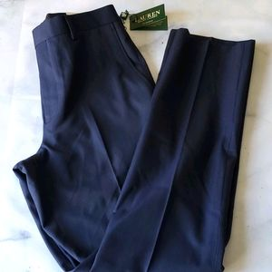 NWT - Lauren Ralph Lauren Women's Striped Pants